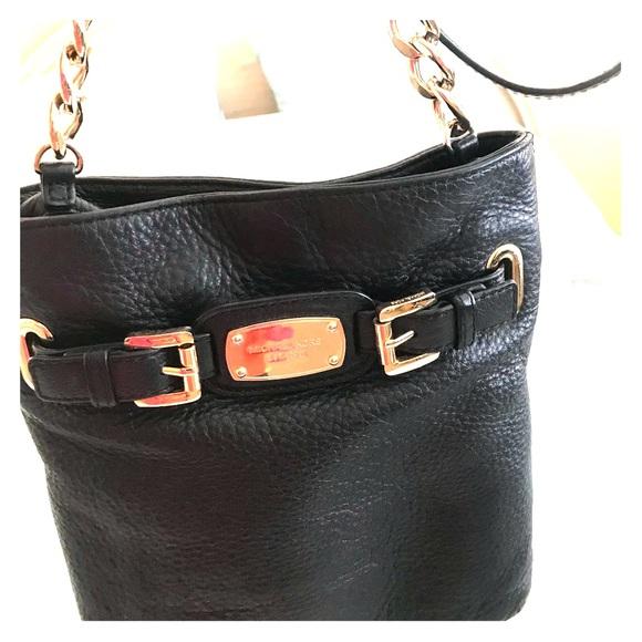 8a655fa83f9b94 Michael Kors Bags   Sold Preloved Leather Crossbody   Poshmark